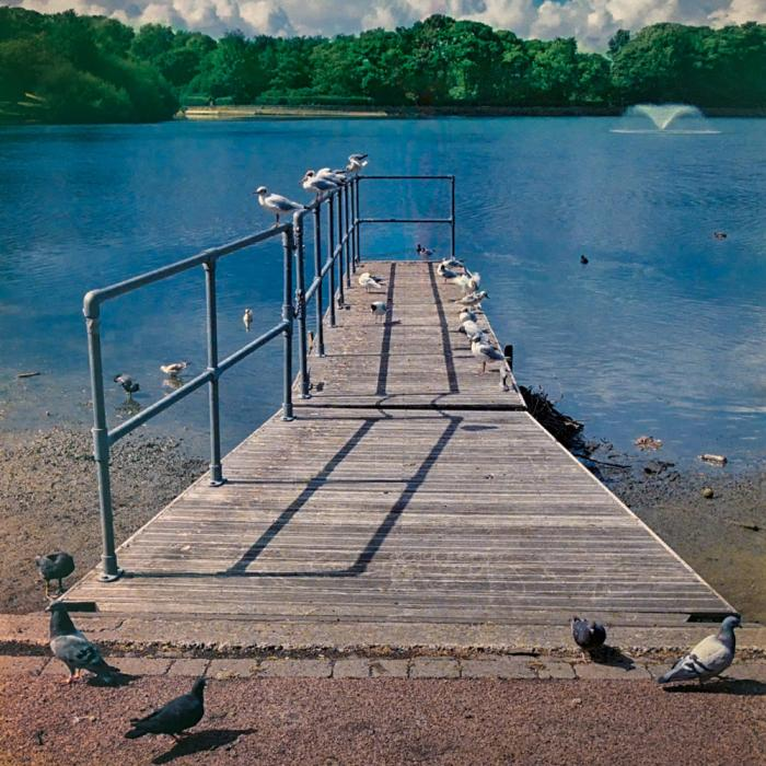 Jetty, Taylor Park, St Helens