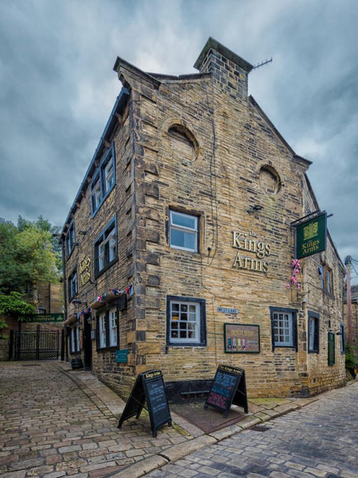 The Kings Arms, Haworth, West Yorkshire