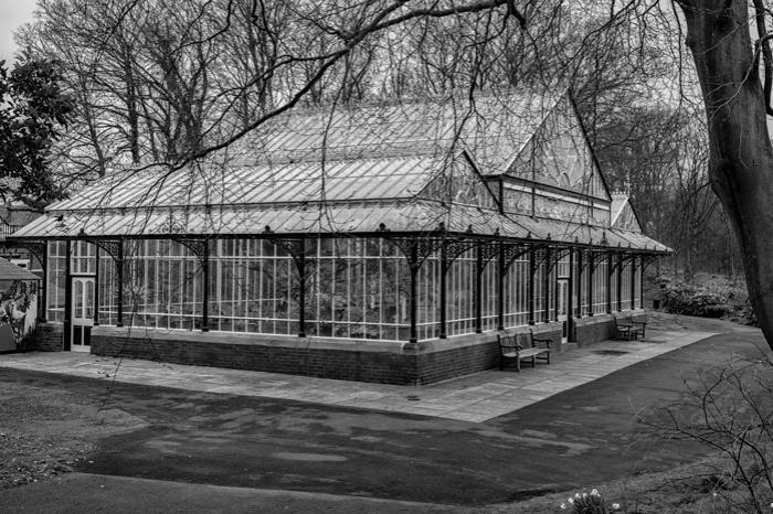 The Fernery, Hesketh Park, Southport
