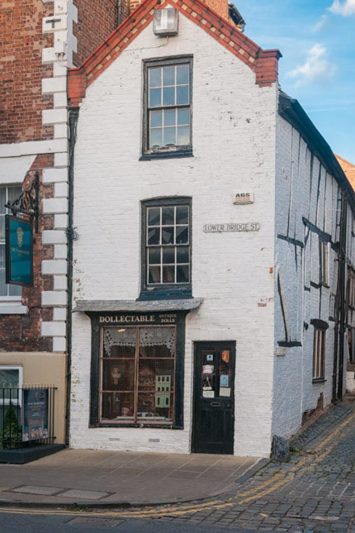Dollectable, City of Chester, Cheshire